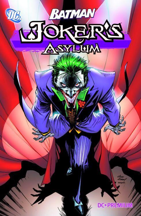 DC Premium 59: Jokers Asylum