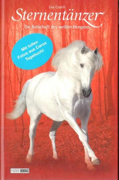 Sternentänzer 18 - Die Botschaft des weißen Hengstes