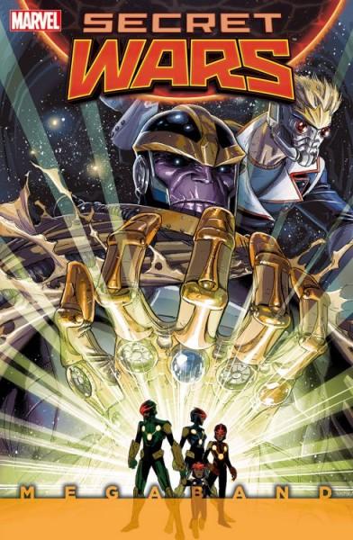 Secret Wars Megaband 2