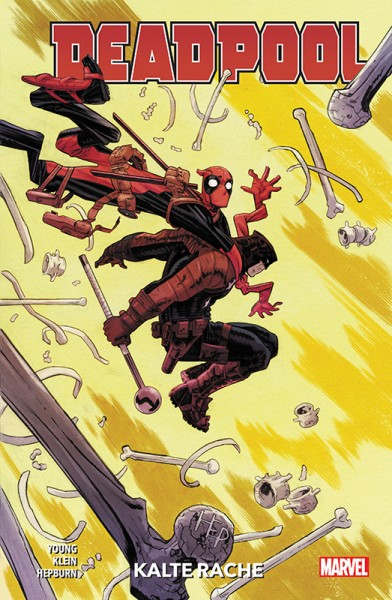 Deadpool Paperback 2 Cover