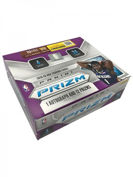 NBA 2019/2020 PRIZM Trading Cards - Retailbox