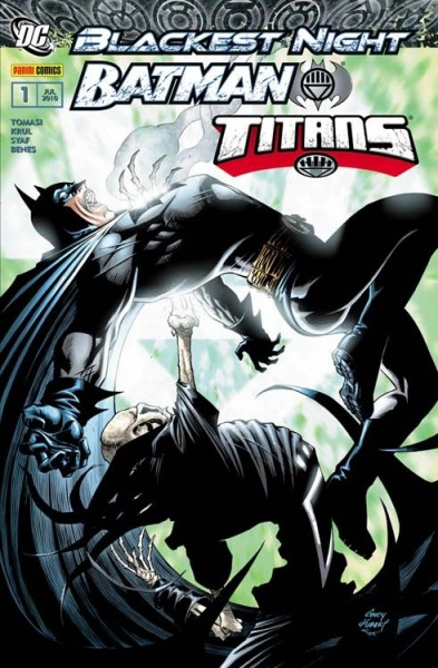 Blackest Night Sonderband 1: Batman/Titans