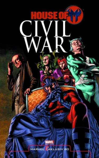 Marvel Exklusiv 80: Civil War House of M
