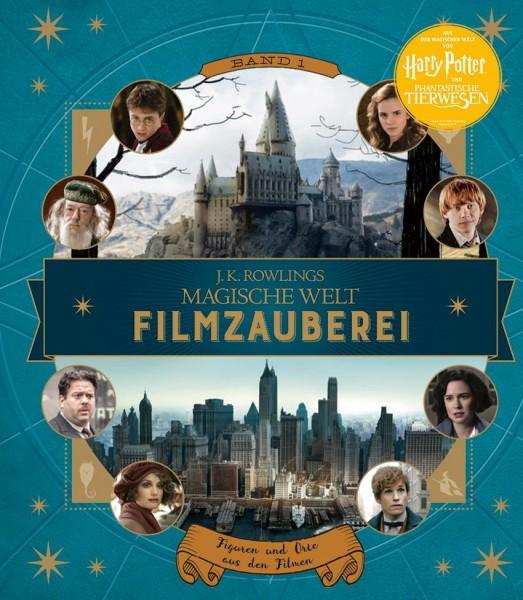 Harry Potter - Filmzauberei 1 - Figuren und Orte aus den Filmen