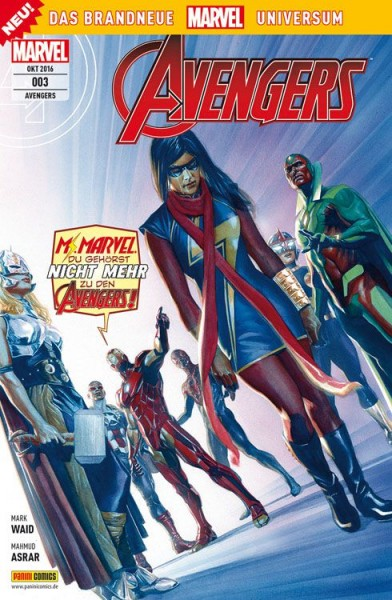 Avengers 3 (2016)