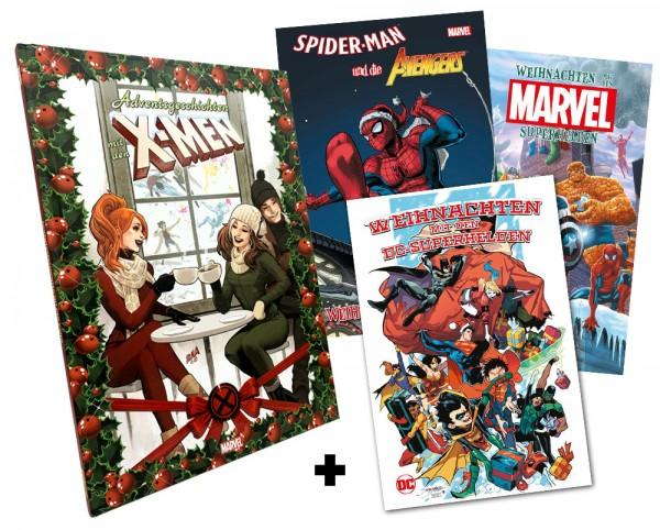 Superhelden-Weihnachts-Bundle