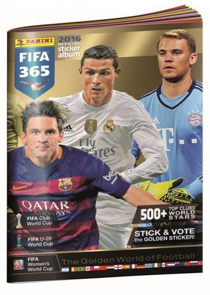FIFA 365 2016 - Album