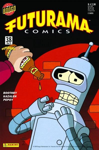 Futurama Comics 38