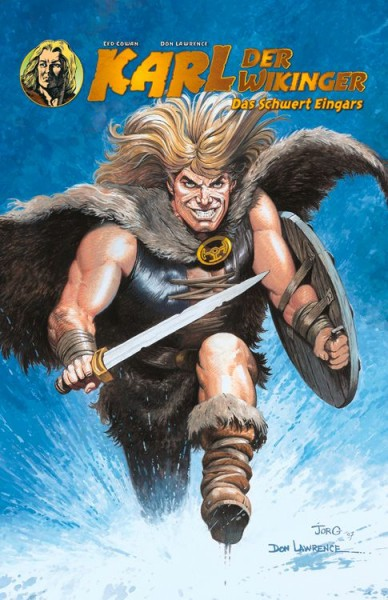 Karl der Wikinger 1: Das Schwert Eingars