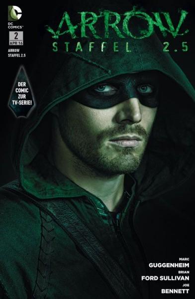 Arrow 2.5. - Staffel 2