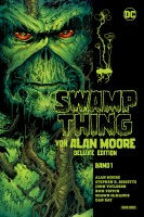 Swamp Thing von Alan Moore 1 Deluxe Edition
