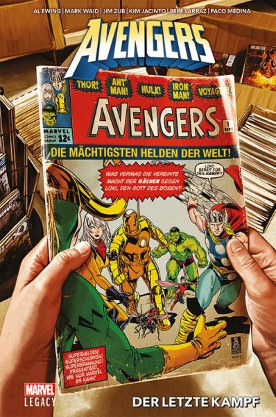 Marvel Legacy: Avengers - Der letzte Kampf Hardcover