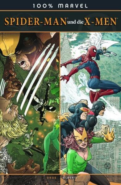100% Marvel 45: Spider-Man & die X-Men
