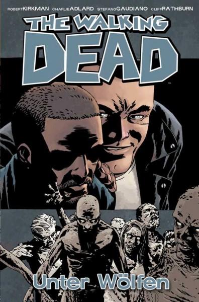The Walking Dead 25: Unter Wölfen Cover