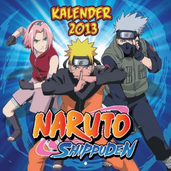 Naruto - Wandkalender (2013)