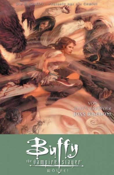 Buffy the Vampire Slayer - 8. Staffel 3: Wölfe!