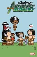 Savage Avengers 1: Die Stadt der Sicheln Variant