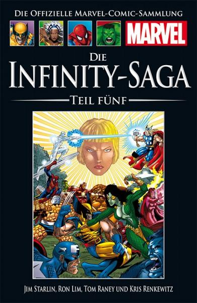 Hachette Marvel Collection 180 Infinity Saga, Teil V