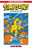 Simpsons Comic-Kollektion 68 Land unter Cover