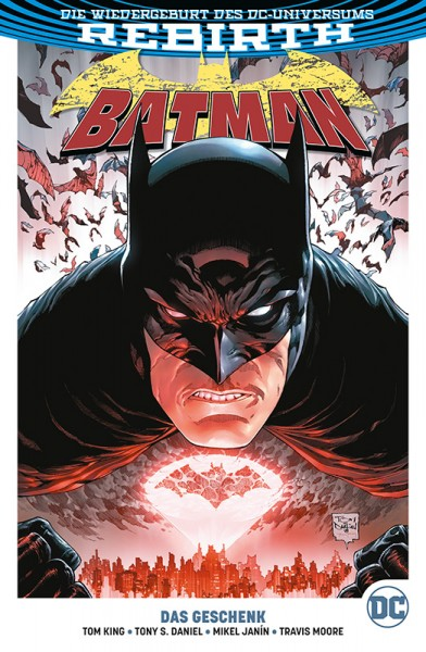 Batman Paperback 6: Das Geschenk Cover