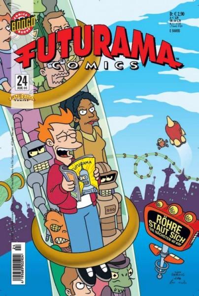 Futurama Comics 24