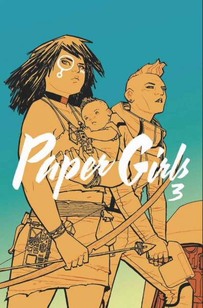 Paper Girls 3 Cover