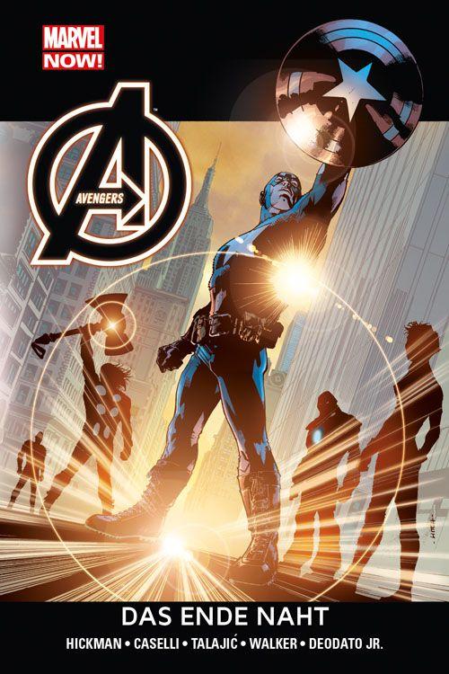 Marvel Now!: Avengers 8