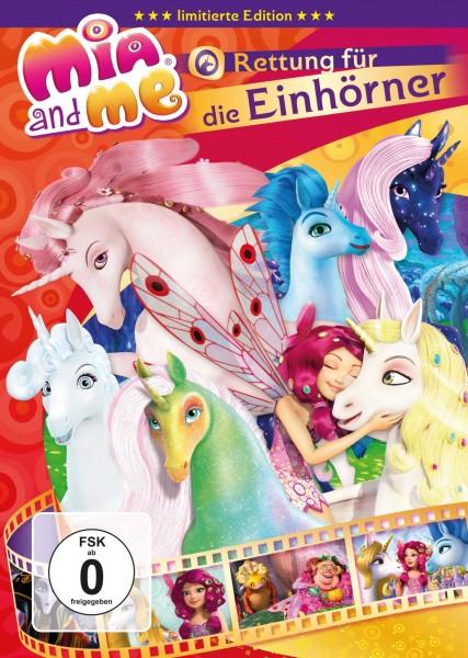 Mia and Me - Rettung für die Einhörner - Limited Edition