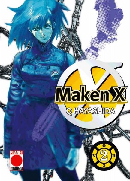 Maken X 2