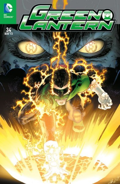 Green Lantern Sonderband 34 Variant Comic Action 2013