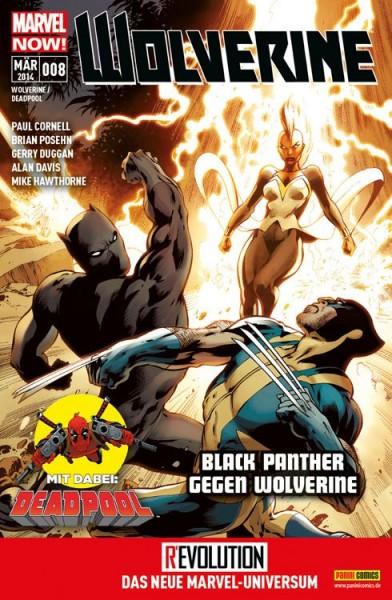 Wolverine/Deadpool 8