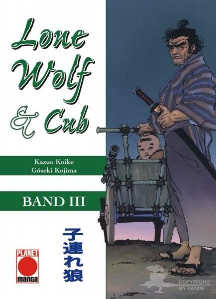 Lone Wolf & Cub 3