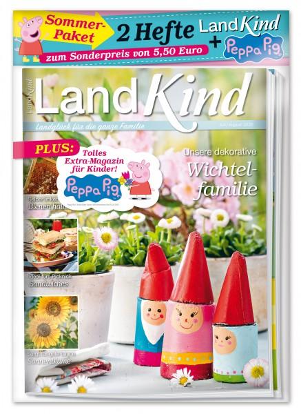 LandKind 04/20 Magazin Cover - Bundle zum Sonderpreis