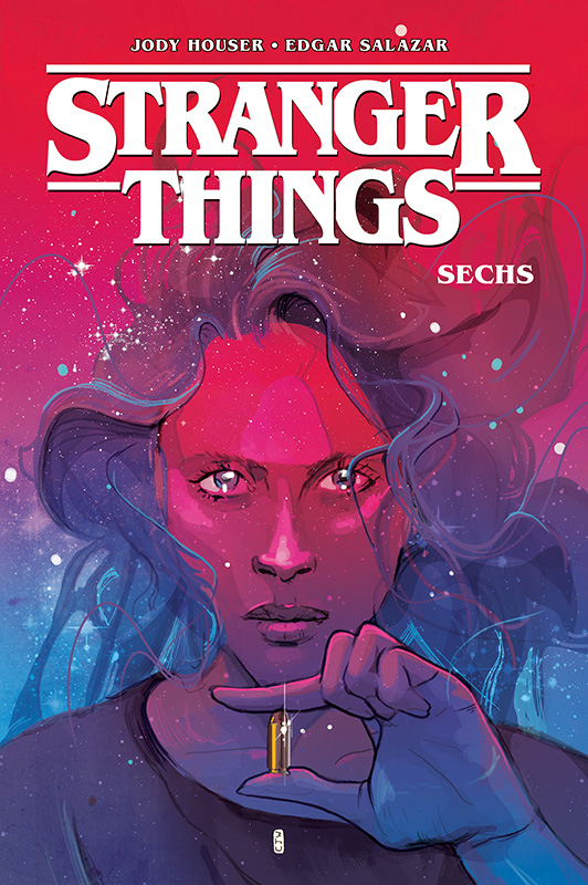 Stranger Things 2: Sechs Hardcover