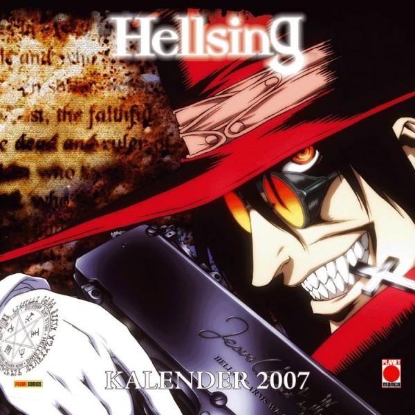 Hellsing Kalender (2007)