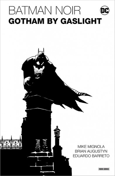 Batman Noir: Gotham by Gaslight Cover