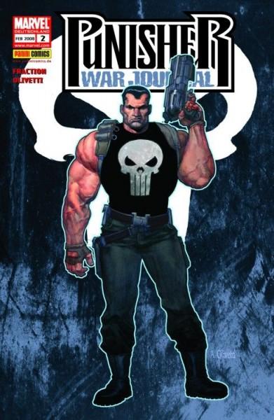 Punisher War Journal 2