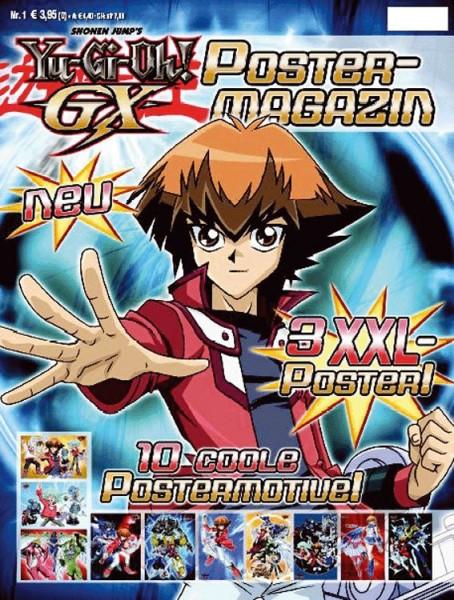 Yu-Gi-Oh! Gx - Postermagazin 01/06