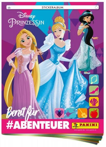 Disney: Prinzessinnen - Stickerkollektion - Album
