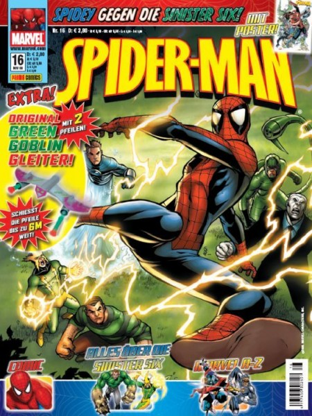 Spider-Man Magazin 16