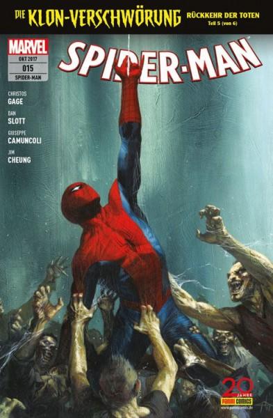 Spider-Man 15 (2016): Die Klon-Verschwörung - Rückkehr der Toten 5