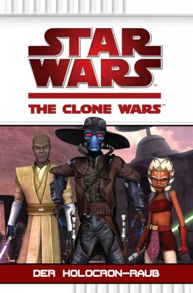 Star Wars: The Clone Wars - Der Holocron-Raub