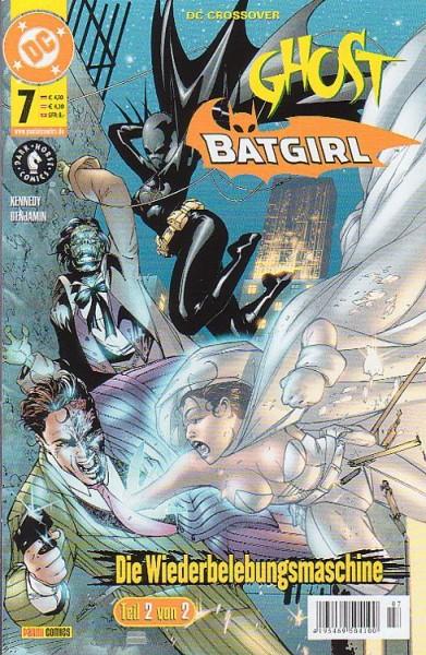 DC Crossover 7: Batgirl Ghost - Die Wiederbelebungsmaschine 2