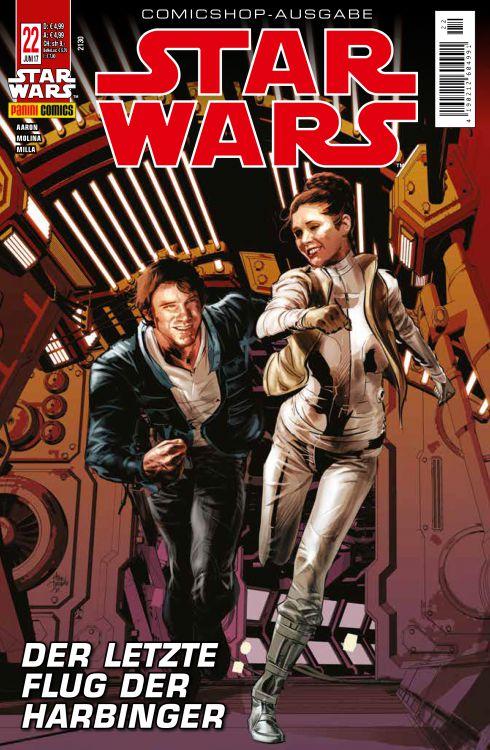 Star Wars 22: Der letzte Flug der...