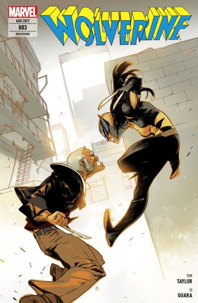 Wolverine 3: Wolverine vs. Logan