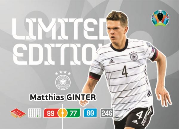 Euro 2020™ LE-Card - Matthias Ginter (Deutschland)