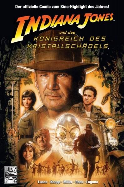 Indiana Jones und das Königreich des Kristallschädels - Comic zum Film
