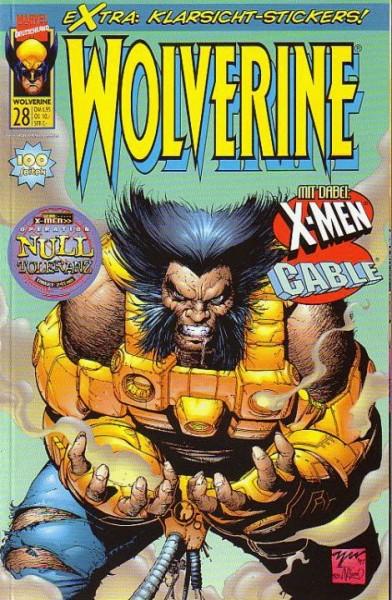 Wolverine 28