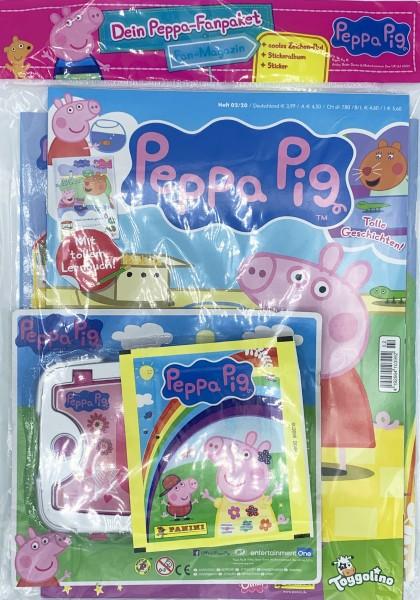 Peppa Pig Magazin 02/20