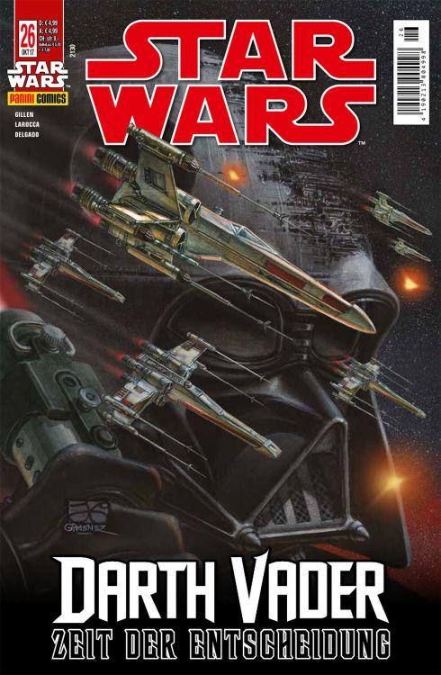 Star Wars 26: Zeit der Entscheidung...